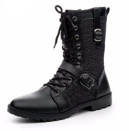 Men's High Quality Warrior Ankle Boots