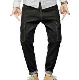 Men's Samurai Chillers Denim Roll Cuff Jeans