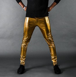 Men's 24 Carat Gold Meggings