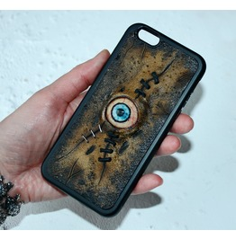 Gift Mens I Phone Case Eye Zombie Horror I Phone 6/6s, 6+/6s+, 7/7s, 7+/7s+