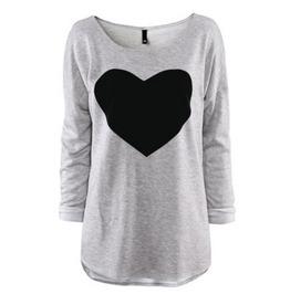 Love Heart T Shirt Women Tee T16