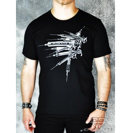 Cryoflesh Syringe Medicated Cyber Top Shirt Male