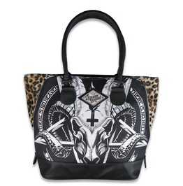 Women's Baphomet No Heaven Or Hell Purse