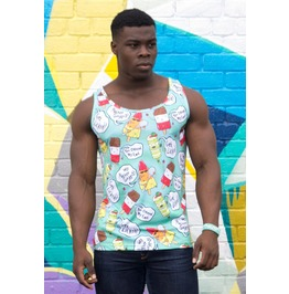 Suckers Summer Vest Top By Offend My Eyes Genderless Mixed Sizes