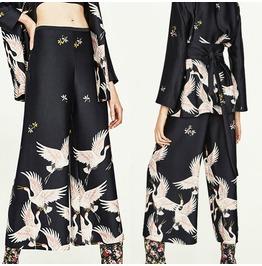Crane Jacket Or Pants / Chaqueta O Pantalones Grulla Wh394