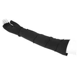 Punk Rave Women's Punk Winter Mitt Long Arm Gloves Ops071
