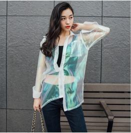 Laser Shirt Camisa Wh396