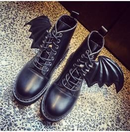 Devil Wings Boots / Botas Alas Demonio Wh398