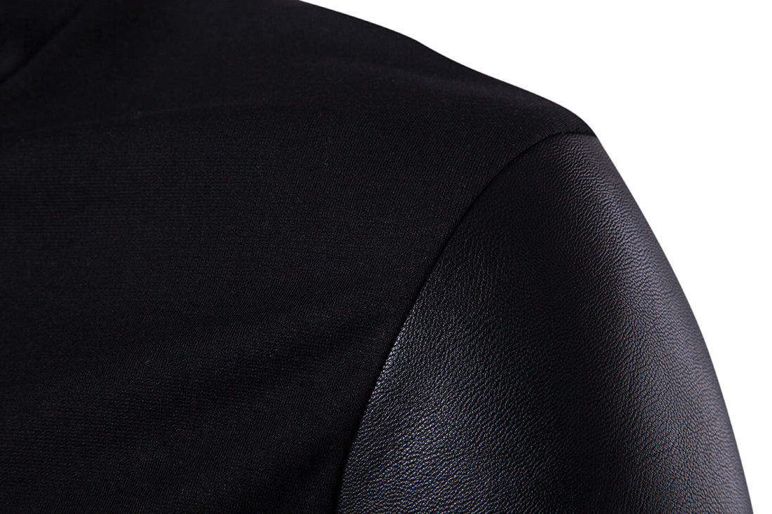 rebelsmarket_mens_stand_collar_faux_leather_sleeve_slim_fitted_knitted_jacket_jackets_3.jpg