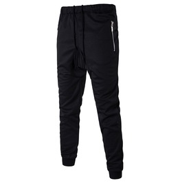 Men's Casual Drawstring Jogger Pants