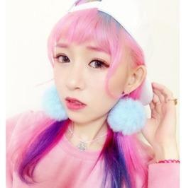 Fur Ball Earrings / Pendientes Pompones Wh399