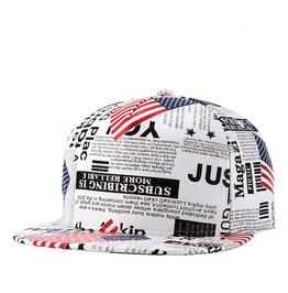 New Hip Hop Adjustable Baseball Cap,Adjustable Snapback Hat Flat