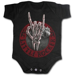 Baby Sleepsuit Black