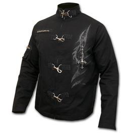 Orient Goth Jacket Black