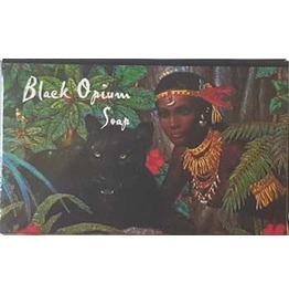 Black Opium Incense Herbal Perfume Soap Bar 100g