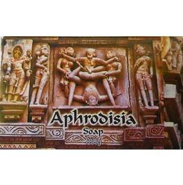 Aphrodisia Incense Herbal Perfume Soap Bar 100g
