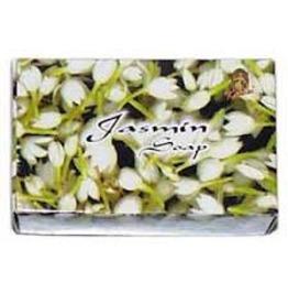 Jasmin Incense Herbal Perfume Soap Bar 100g