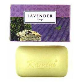 Lavender Incense Herbal Perfume Soap Bar 100g