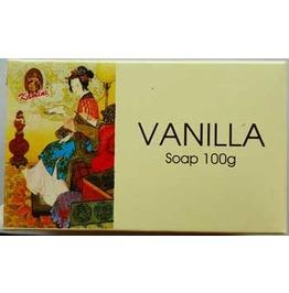 Vanilla Incense Herbal Perfume Soap Bar 100g
