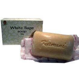 White Sage Herbal Perfume Soap Bar 100g