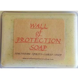 Wall Of Protection Incense Herbal Perfume Soap 2.5oz