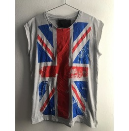 Uk Flag Pop Rock Fashion T Shirt