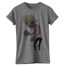 Zombie Heart T Shirt Tee Skull Death Swag Dope Hipster Cool Emo Gothic S Xl