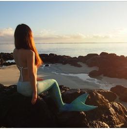 Mermaid Tail Bikini / Bikini Cola Sirena Wh403