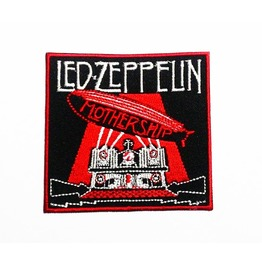 Led Zeppelin Iron On Patch.