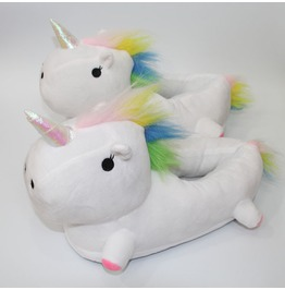 Unicorn Slippers / Zapatillas Unicornio Wh405
