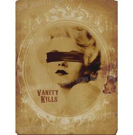 Vanity Kills Vintage Fine Art Print