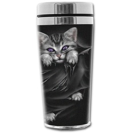 Bright Eyes Thermo Travel Mug Flask 0.45 L