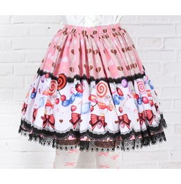 Lolita Harajuku Japanese Sweet Princess Skirt Women's