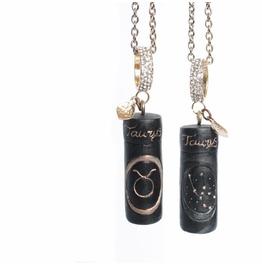 Zodiac Stash Necklace