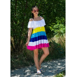 Summer Dress, Mini Dress, Boho Dress, Loose Tunic Dress, Sexy Dress