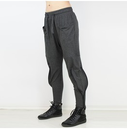 Unisex Sweatpants, Loose Pants, Drop Crotch Pants, Jogger Pants,Baggy Pants