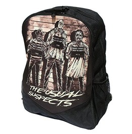 Usual Horror Suspects Backpack Rucksack Bag Laptop Tablet