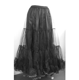 Long Net Petticoat