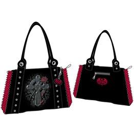 Gothic Printed Handbag
