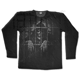 Gothic Printed Long Sleeve T