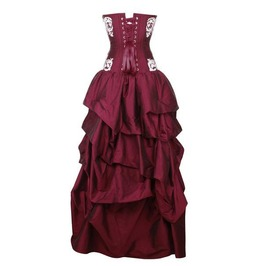 Heart Stopper Corset Dress