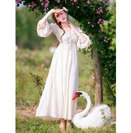 Vintage Medieval Underwear Chemise Dress Mdn 0001