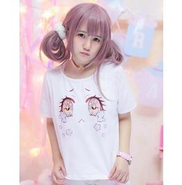 Teardrops T Shirt / Camiseta Lagrimas Wh411