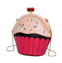 Cupcake Bag / Bolso Pastel Wh413