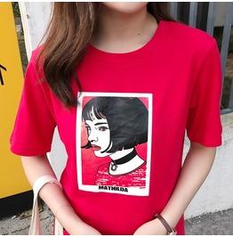 Leon Proffesional Mathilda T Shirt Camiseta Wh414