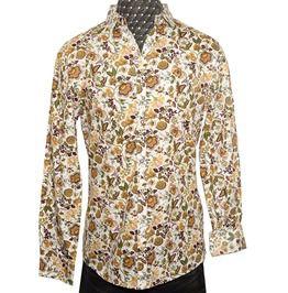 Men's Vines Floral Dress Shirt
