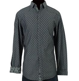 Men's Coming Or Going Fashion Dress Shirt