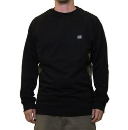 Men's Camo Reinforced Sweat Shirt