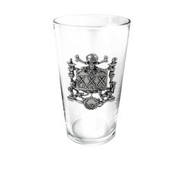 Xxx Black Rose Ale Glass