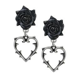 Gothic Lolita Wounded Love Earstuds